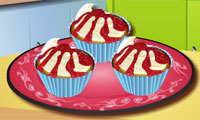 Sara's Cooking Class: Cherry Cup Cake